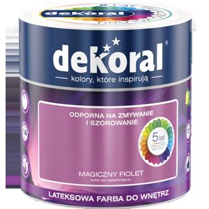 DEKORAL Akrylit W Kolor