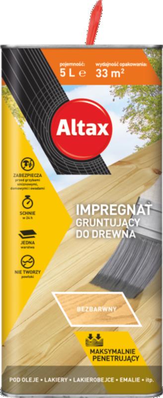 Altax impregnat gruntujący bezbarwny Penetrin