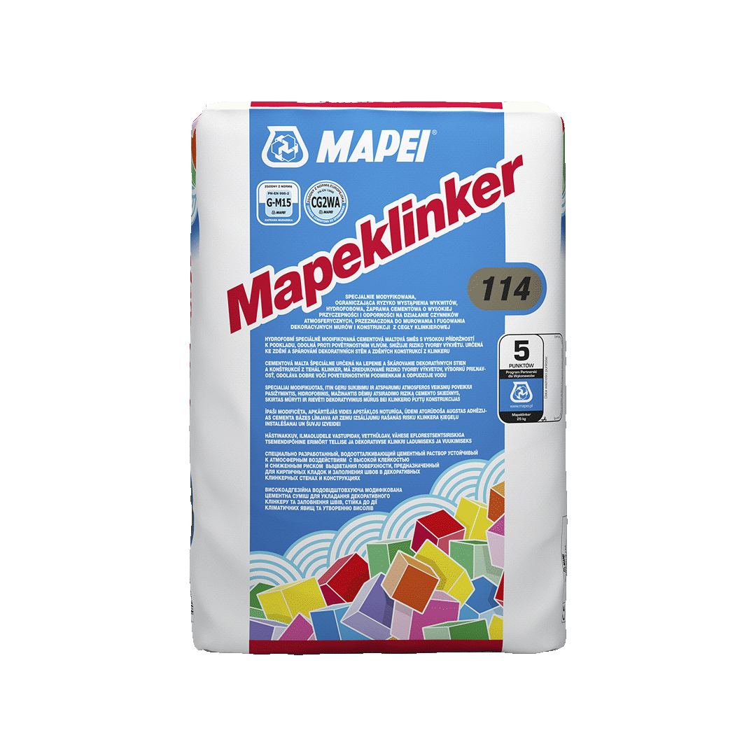 Mapei Mapeklinker