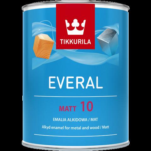 TIKKURILA Everal Aqua Matt [10]