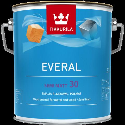 TIKKURILA Everal Semi Matt [30]